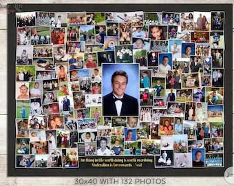 photo collage grad etsy