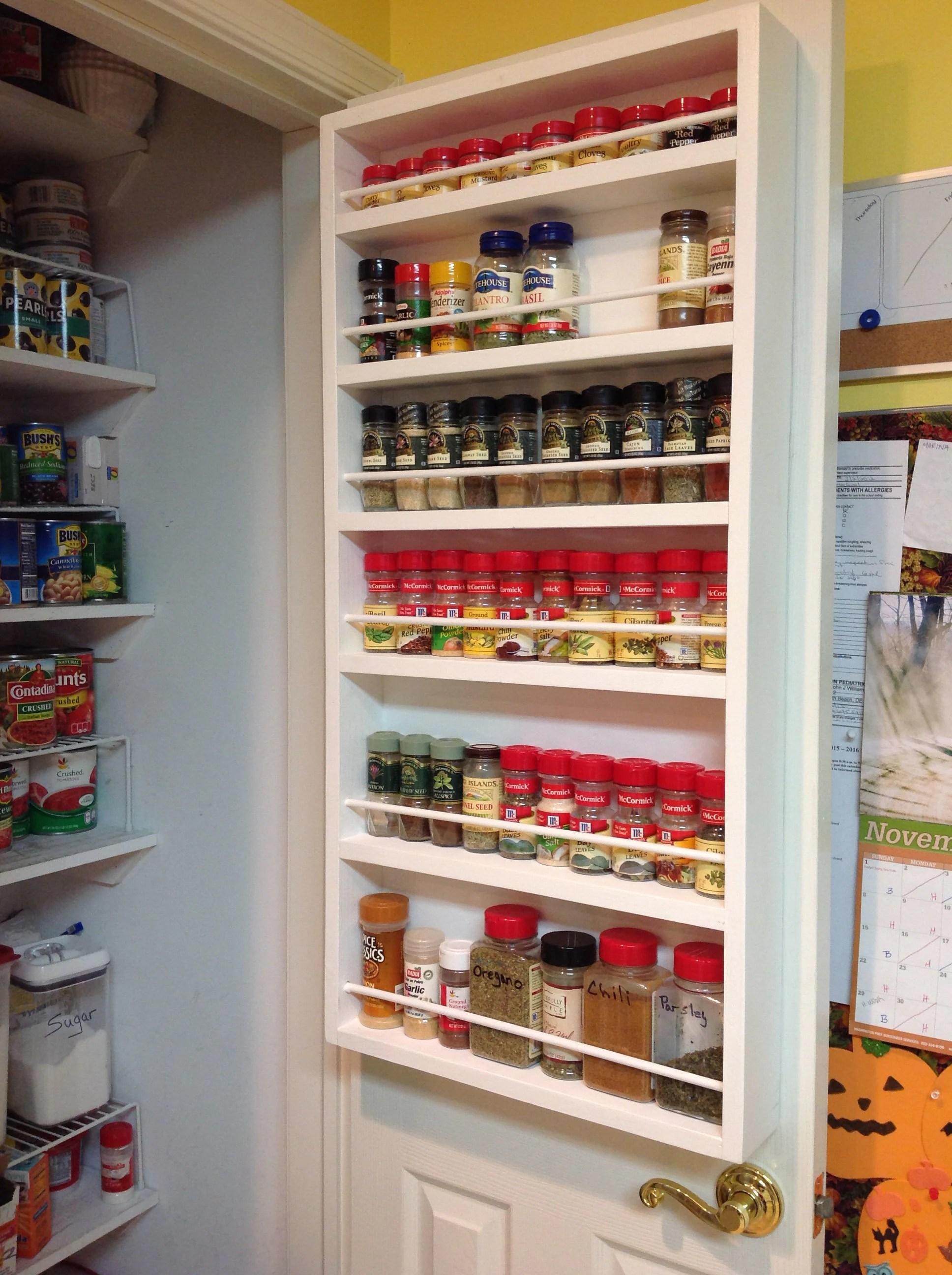 spice rack door mounted spice rack pantry door spice rack spice rack organizer back of door spice rack pantry door storage