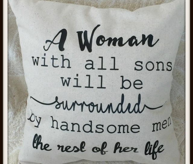 Woman With All Sons Mom With Sons Mom With All Boys All Boy Family Mom Raising Boys Gift All Boys Gift Boy Baby Shower