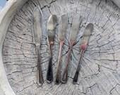 Vintage Spreader Knives w...