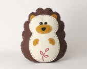 Hedgehog Sewing Pattern, ...