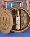 Spirits Gift Barrel With 2 Or 4 Personalized Shot Glasses Or 2 Etsy
