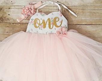 First Birthday Dress Etsy