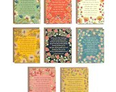 8 Hymn Greeting Cards gif...