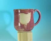 Pink Ohio  Mug / 14 oz mu...
