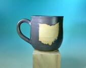 Mug - Ohio Matte Gray / 1...