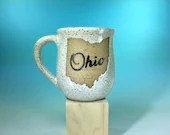 Mug - White Speckled Mug ...