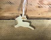 Ornament - Rudolph Reinde...