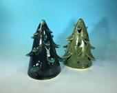Green Ceramic Trees / Whe...