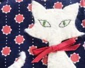 Good Mews Cat Appliqué P...