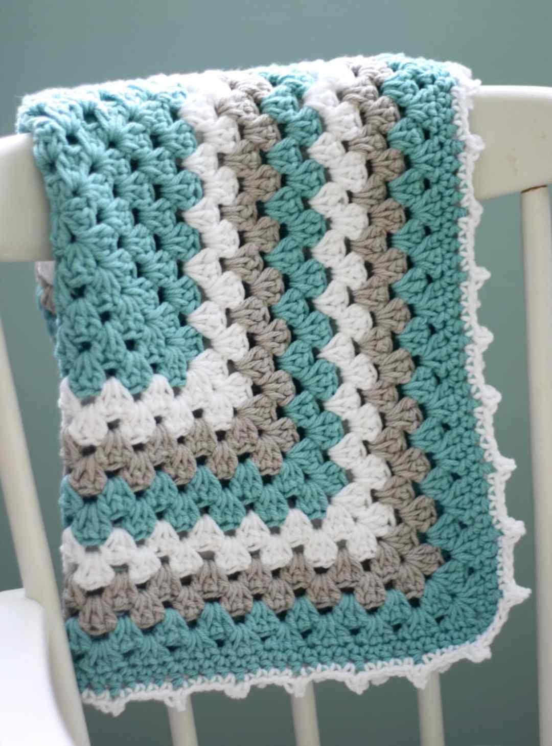 Tl Yarn Crafts 18 Free Crochet Baby Blanket Patterns Tl Yarn Crafts