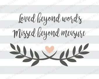 Download Loss Of Loved One | Etsy Studio