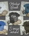 Mens Shirt Mockup Bundle T Shirt Bella Canvas Mockup 3001 Etsy