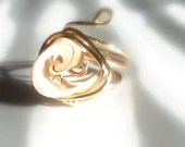 Spiral Shell Ring//Water ...