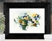 Printable abstract art, g...
