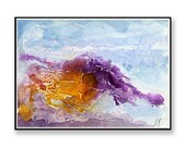 Abstract Seascape, Ocean ...