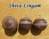 Shiva Lingam sphere for crystal healing and meditation