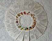 Vintage Recipe Card Bundle - 18 Pieces - Land O Lakes - Junk Journals, Card Making, Mixed Media, Altered Art - EA30