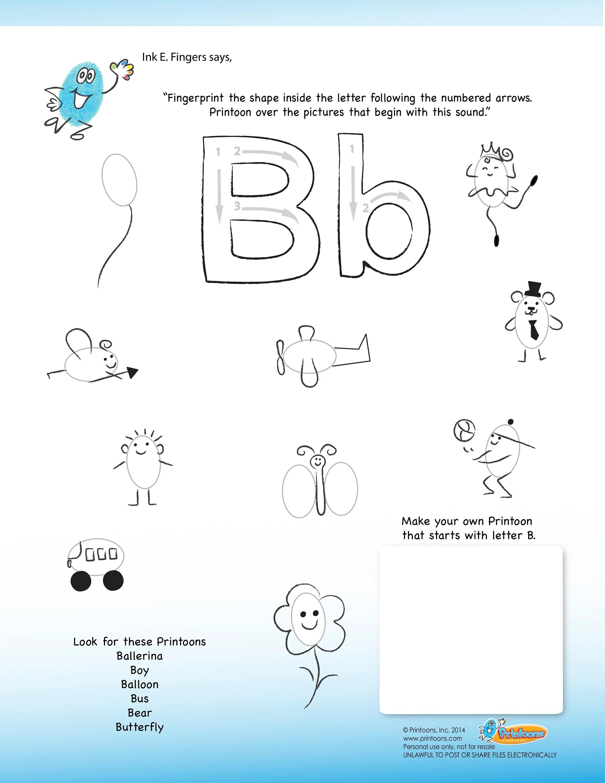 Alphabet Sounds Thumbprint Art Preschool Alphabet