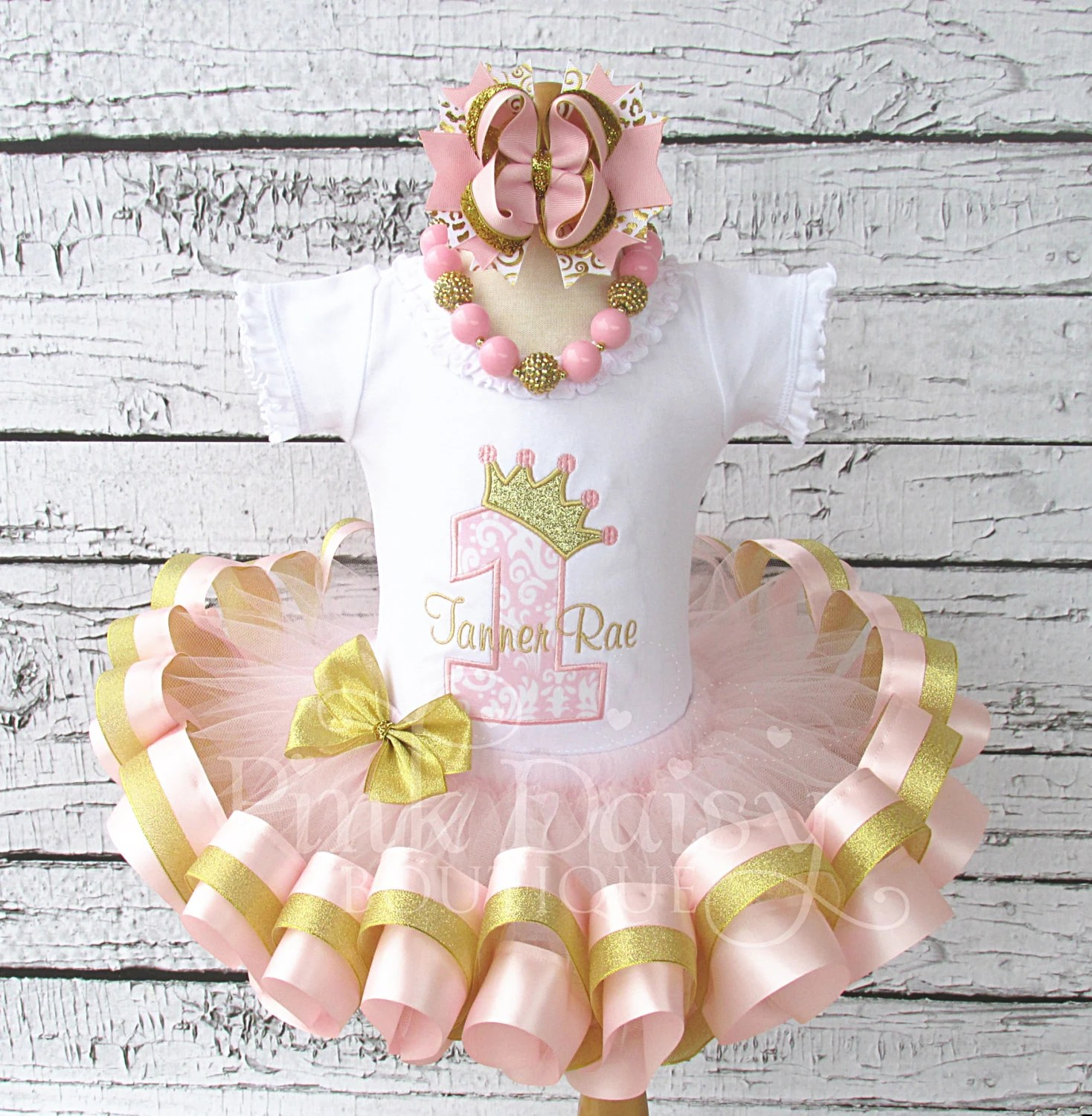 Buy First Birthday Princess Tutu Outfits Off 57