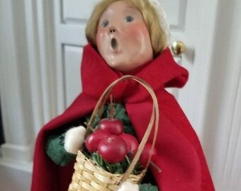 Hard To Find Postman Mail Man Byers Choice Caroler 1991 Bag Etsy | Byers Choice Spiral Staircase | Christmas Carolers | Byers Carolers | Choice Carolers | Inches Tall | Rolling Scaffold