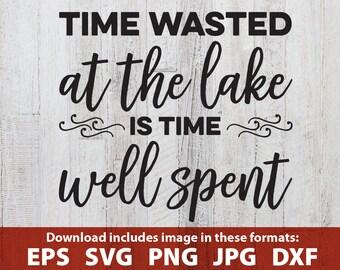 Download Lake svg | Etsy