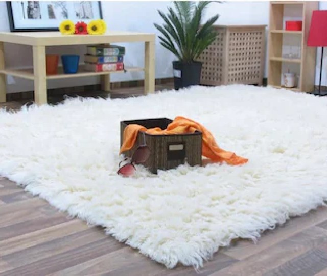 Genuine Flokati Rugs Made From  Greek Wool Woven By Traditional Greek Craftsmen