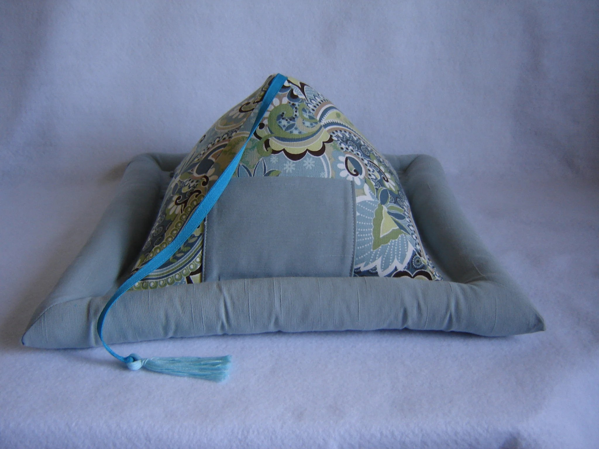 tablet pillow etsy