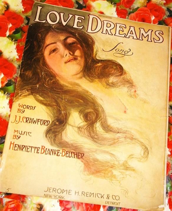 Vintage 1910 Sheet Music ...