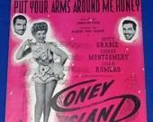 Vintage 1937 Put Your Arm...