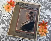 Vintage 1926 Sheet Music George White's Scandals Lucky Day Art Deco Harlequin Gil Spear Cover Art Lyrics De Sylva Lew Brown Music Henderson
