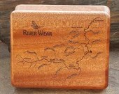 RIVER WEAR Custom Fly Box...
