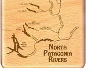 NORTH PATAGONIA RIVER Map...