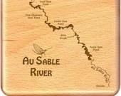 Au SABLE RIVER, LOWER - C...