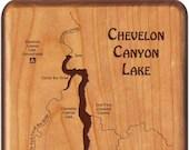 CHEVELON CANYON LAKE Rive...
