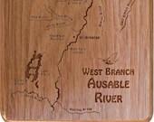 WEST BRANCH AUSABLE River...