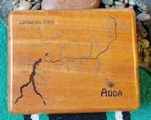 ADDA RIVER Map Fly Box - ...