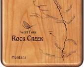 Rock Creek, West Fork Riv...