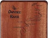 OWYHEE RIVER Map Fly Box ...