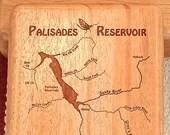 PALISADES RESERVOIR River...