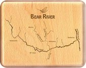 BEAR RIVER MAP Fly Fishin...