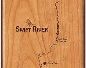 SWIFT RIVER MAP Fly Fishi...