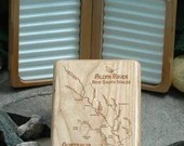 Fly Box - ALLYN RIVER MAP...