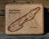 ISLE ROYALE National Park...