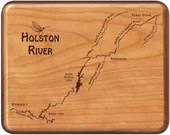 HOLSTON RIVER MAP Fly Fis...