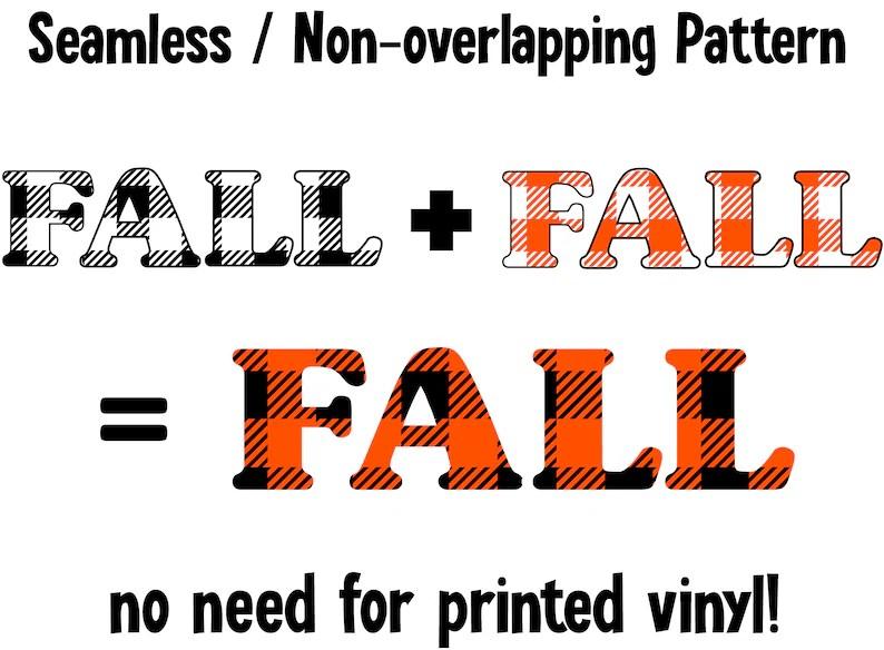 Download I Love Fall SVG Cut File Fall SVG Design Layered Vinyl | Etsy