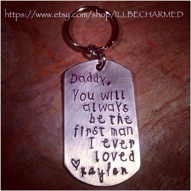 Download Dad you will always be the first man I ever loved   Etsy