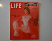 1953 Life Magazine, June 23  - Cyd Charisse in A Spectrum of Stars - Conquest of Everest - Eisenhower