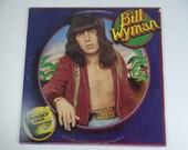 1974 Bill Wyman Rolling Stones COC 79100 Vinyl LP Album - Monkey Grip