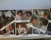 "Original Movie Lobby Card Complete Set of 8 1983 ""Lovesick"" - Duddley Moore  - Elizabeth McGovern"